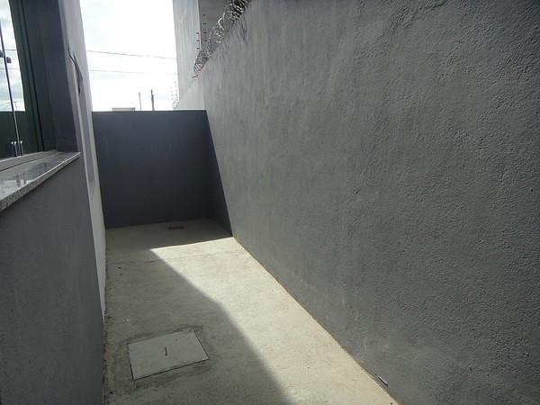 Apartamento com área privativa no Mata Grande- 1065