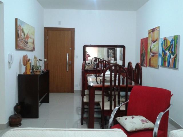 Apartamento com área privativa no Iporanga I- 1235